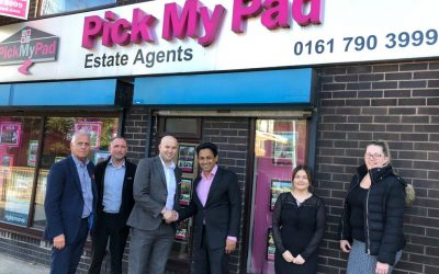 """Further Growth at Mistoria Group with Purchase of """"Pick My Pad"""""""
